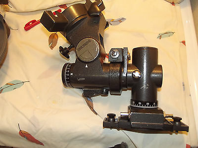 Sky View Equatorial Mount by Voyager Telescope