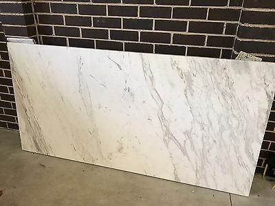 Marble for Kitchen Benchtops & Vanity Tops 2m by 100cm 4cm lip