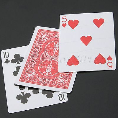 3 in 1 Magic Floating Set 3pcs Cards + Double-sided Adhesive + Black White Line