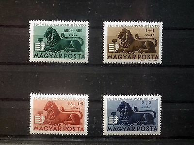 Set of Hungary # 1946 Stamp Jubileum (MNH, Mi 939-42)