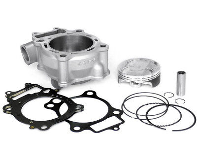 SUZUKI DRZ125 ATHENA PISTON, GASKETS & CYLINDER KIT 2003 - 2013 BIG BORE 63mm/15