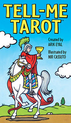 Tell-Me Tarot deck, US Games, new and sealed