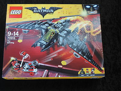 THE LEGO BATMAN MOVIE The Batwing 70916