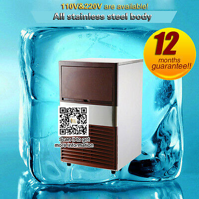 with Large storage refrigerator ice making machine with ice mold,110V/220V