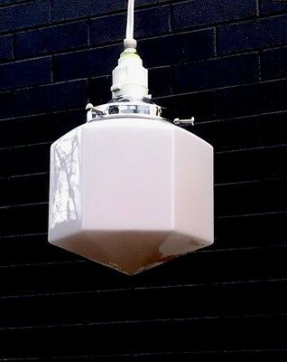 Classic Soft Pink  Art Deco Ceiling Light Also Suitable For Diana Table Lamp