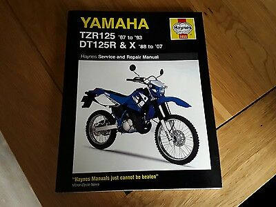 yamaha dt 125 manual