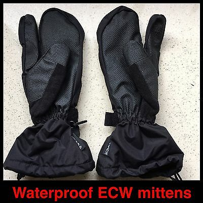 Waterproof ECW mittens *NEW*