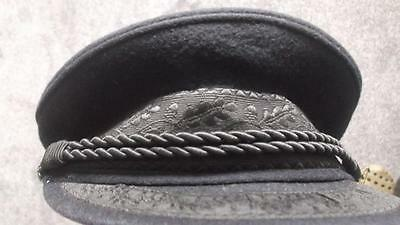 Post Ww2 German Navy Officers Cap   J11