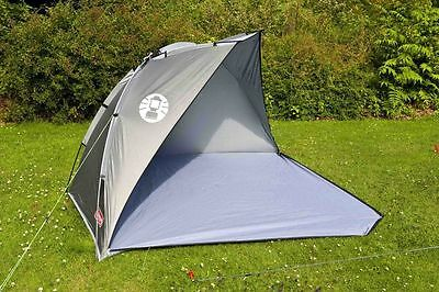 Green Coleman Sundome Beach Shelter Lightweight Tent Canopy *(FREE POSTAGE!!!)**