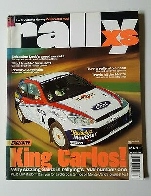 Rally XS Magazine - Issue No.8 (Apr/May 2002)