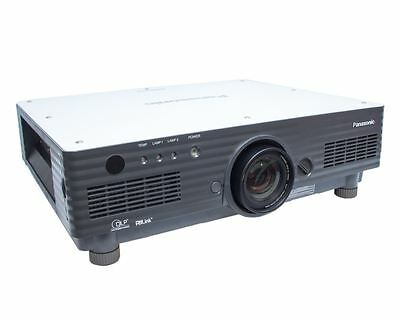 Panasonic PT-D5600E Conference Room Projector 5000 ANSI Lumens | Lamp Replace