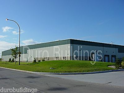 DuroBEAM Steel 75x150x16 Metal Building Clear Span Commerial Warehouse DiRECT