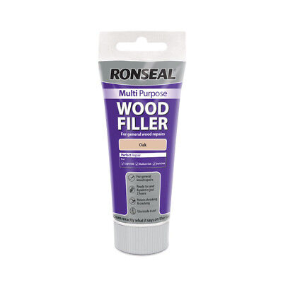 Ronseal Multi Purpose Wood Filler - Oak