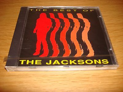 Michael Jackson Best Of The Jacksons Italy Only 1993 CD Album Sealed Mega Rare