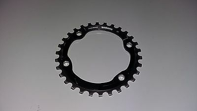 Shimano XT 11x1  M8000 Speed Single Chainring SM-CRM80 30T 96 Bcd