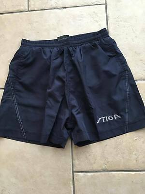 Stiga Navy Table Tennis Short  size XS