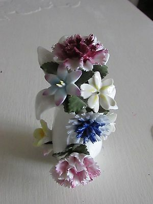 Royal Doulton Floral Vase Ornament