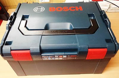 Brand New Genuine Bosch L Boxx Carry Case 238 Fits Both Gsb 18 & Gdr 18