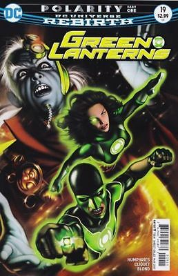 Dc Rebirth Green Lanterns #19