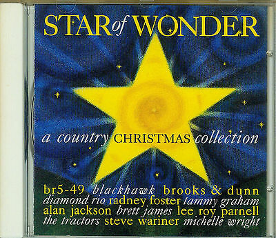 Star of Wonder - A Country Christmas Collection - CD