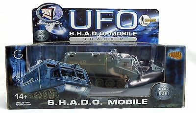 UFO TV Show - SHADO MOBILE 2 Die-Cast Vehicle - Product Enterprise  New in Box