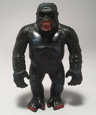 Bullmark King Kong Middle Soft vinyl behind Foot  MEGO H 140 mm made in Japan