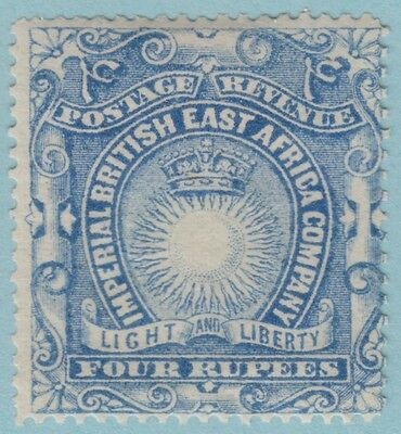 British East Africa 29 Mint Hinged Og  No Faults Extra  Fine !