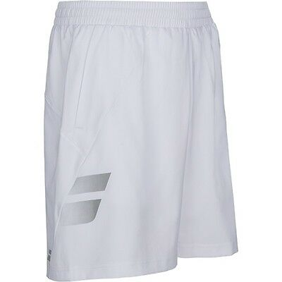 "Short Babolat Men Core  8 "" Blanc"