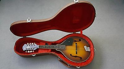 Vintage Washburn Mandolin - Model M-2S Early 70s - Music Book included