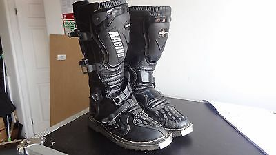 GP Pro MX Motorcross boots size 10 used one weekend greenlaning
