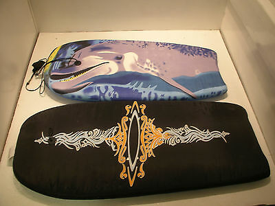 Bodyboards Boogie Boards Surfing Watersports X 2 Job Lot USED Good Condition