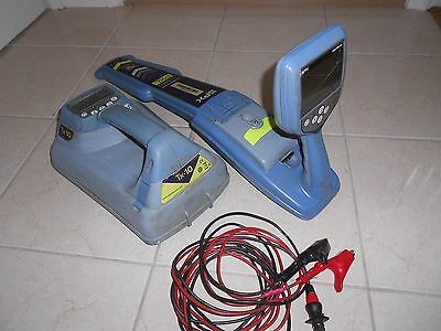 Radiodetection Rd 8000 Pxl  And Tx 10 Transmitter  Cable Locator Rd 7000