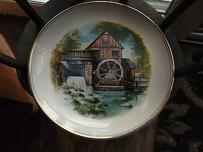 Display Plate Lord Nelson Pottery 1970s