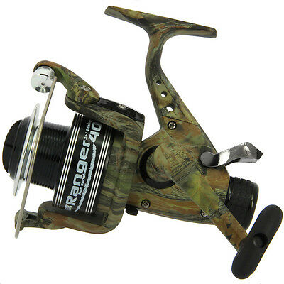 Lineaffe Ranger Camo Free Spool  Reels 40 And 60 Sizes