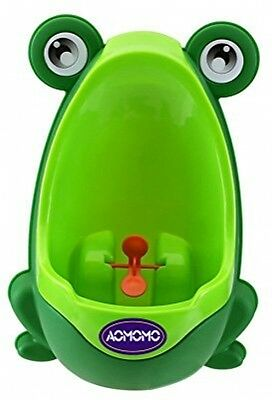 AOMOMO®Lovely Frog Baby Toilet Training Children Potty Urinal Pee Trainer For