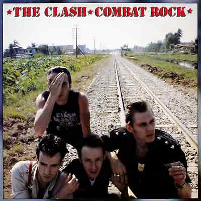 The Clash Combat Rock New Sealed 180G Vinyl Lp 2013 Remastered In Stock