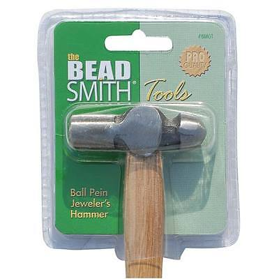 Jewelry Ball Pein Hammer Peen 2.5 Inch Head-Metal Smith (1 Piece)