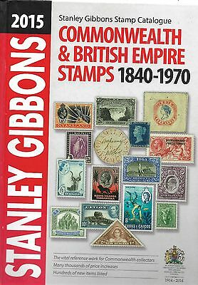 Stanley Gibbons Commonwealth & British Empire Catalogue 2015
