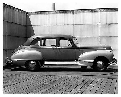 1946 Hudson Commodore 8 Factory Photo ub5358