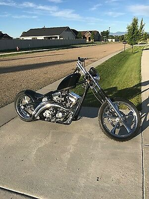 2006 Custom Built Motorcycles Chopper  West Coast Chopper CFL