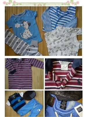 51x NEW USED BUNDLE OUTFITS BABY BOY 6/9 MTHS 9/12 M PHOTOS IN DESCRIPTION(4.9)