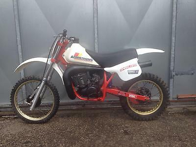 Armstrong Ccm 490 Classic Mx Fantastic Condition £2695 Px Trials Either Way