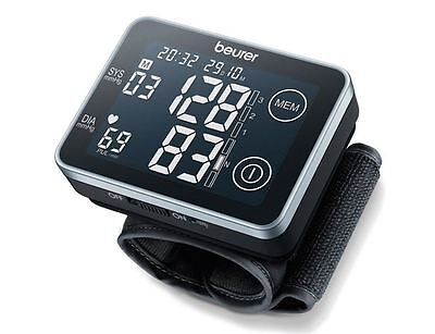 Beurer BC58 High End Design Wrist Blood Pressure Monitor Touch Screen