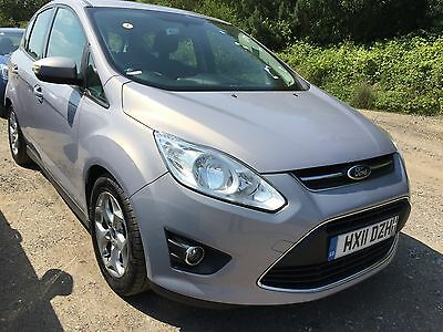 2011 Ford C-Max 1.6 Tdci Zetech  New Model, Fabulous Condition, Aircon, Pdc Etc