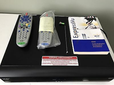 Bell 9242 HD PVR Plus Receiver
