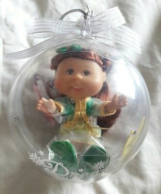 Sealed Lil Sprouts Dream ALEXIS REANNA Cabbage Patch Kids Doll Ball Ornament