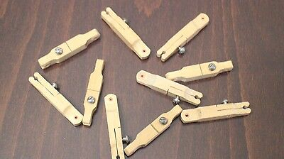 10pc  Whipped flange for grand piano .