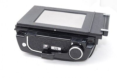 (4333) Mamiya 120 Film Back for RB67 Cameras from JAPAN