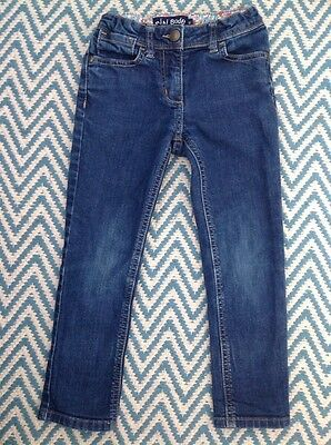 Girls mini boden skinny jeans 4-5 years