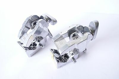 Lot of TWO Matthews Super Mafer Clamp Super Clamp for Grip and Lighting NICE! 2X